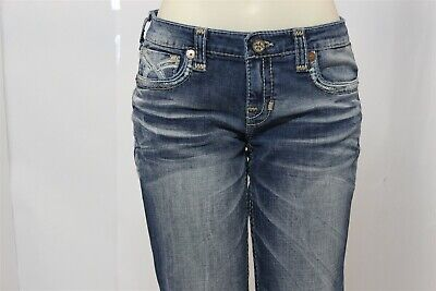 - BIG STAR MADDIE FLARE STRETCH JEAN - Vintage Collection - Women's Sz 31 Long