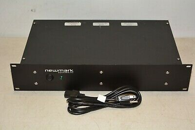 Newmark Systems Nsc-g4-x2 Motion Controller M82