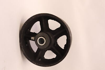 Cast Iron Caster Wheel 2 X 5 With 12 Bore