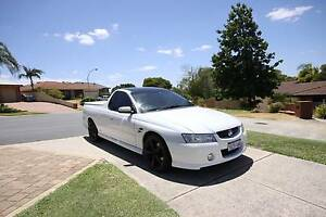 2004 Holden VZ Commodore SS UTE LS1 5.7 V8 MANUAL LOW KMS Ballajura Swan Area Preview