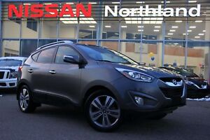 2014 Hyundai Tucson LIMITED PACKAGE NAVIGATION LEATHER SUNROOF