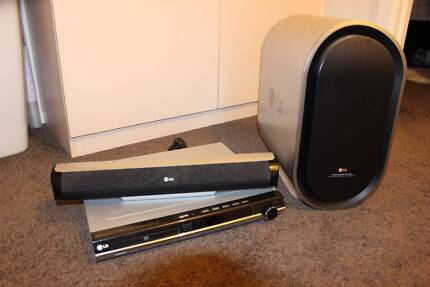 LG Home Theater Dolby DVD Sound System