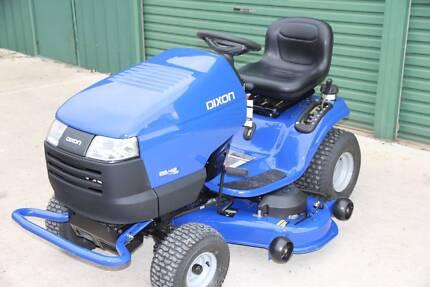 New Dixon Husqvarna 48in deck ,26hp V twin ride on lawn mower Penrith Penrith Area Preview