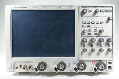 Keysight Used Dsax92504a Digital Signal Analyzer - 25 Ghz Oscilloscope Agilent