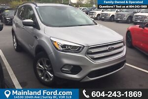 2018 Ford Escape SEL *ACCIDENT FREE*