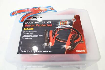Awesome Repco Booster Cables 400 Amp Hand Tools Gumtree Australia Wiring Database Brom4X4Andersnl
