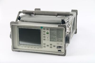 Hp 37717c Omniber Communications Performance Analyzer Woptions