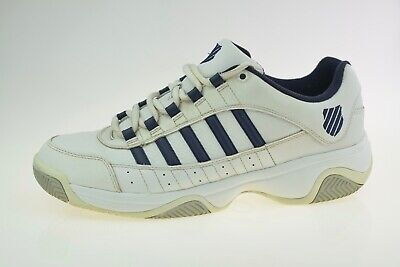 K-Swiss Court Performance 01120-109 Tennis Men's Trainers Size Uk 11
