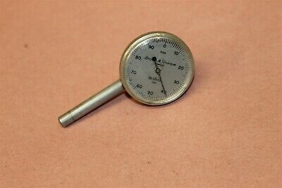 Brown And Sharpe Bestest 7039 .001 Universal Dial Indicator Machinist