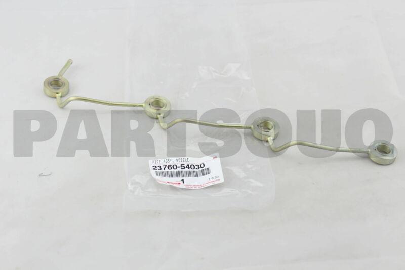 2376054030 Genuine Toyota Pipe Assy, Nozzle Leakage 23760-54030