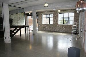 Industrial Warehouse Event Space / Studio / Showroom Eveleigh Inner Sydney Preview