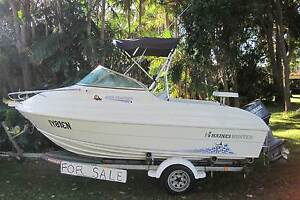 Haines Hunter 495 Pro-Fish 2010 Yamaha 70hp 2 stroke (95 hours) Grafton Clarence Valley Preview