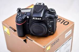Nikon D610 DSLR Camera Body Sydney City Inner Sydney Preview