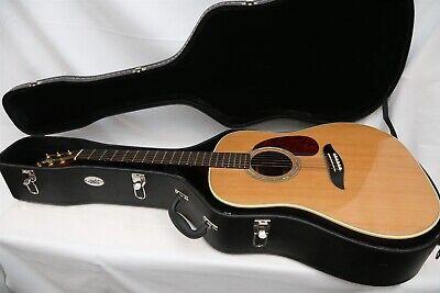1990 Alvarez Yairi Kazuo DY50 6 String RH Dreadnought Acoustic Guitar