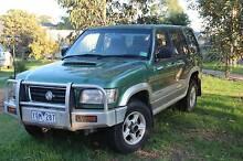 1999 Holden Jackaroo Wagon Carrum Downs Frankston Area Preview