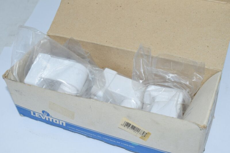 Pack of 4 NEW Leviton 464 Lampholder For High Output LampsTitle