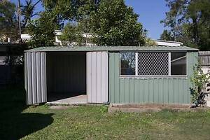 Garden Shed in Good condition (6mx3m) Corinda Brisbane South West Preview