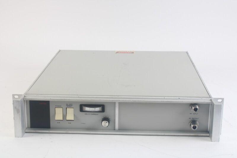 Varian VZH6970G1 4-10 Ghz TWT Amplifier