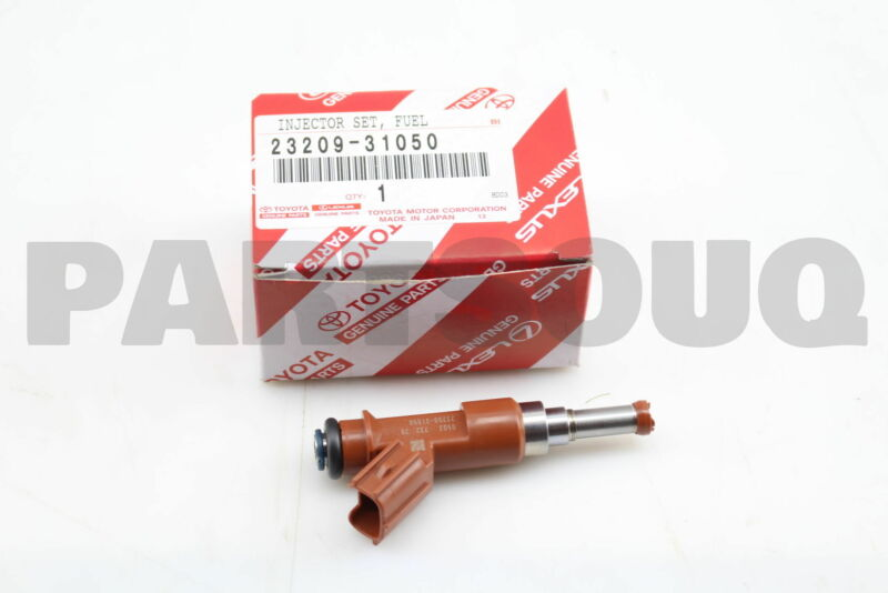 2320931050 Genuine Toyota Injector Assy, Fuel 23209-31050