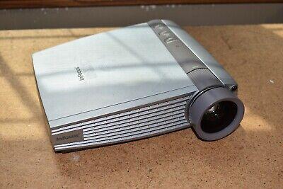InFocus LP130 400:1 1100 ANSI Lumens DLP Video Projector 593 lamp hours 1024x768