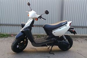 2007 Yamaha BeeWee St Marys Mitcham Area Preview