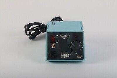 Weller Ec1002 Soldering Station Power Unit