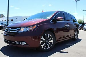 """2016 Honda Odyssey Touring """"The 2016 Odyssey remains an excel..."""