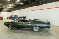 Miniature 4 Voiture Américaine de collection Pontiac GTO 1969