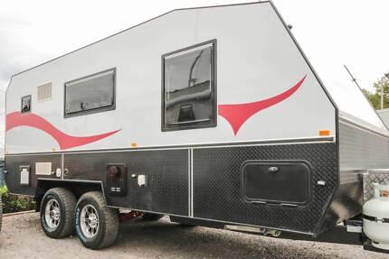 Goldstar RV 20 FT Maverick Multi-Terrain Caravan w/ Full Ensuite Old Reynella Morphett Vale Area Preview