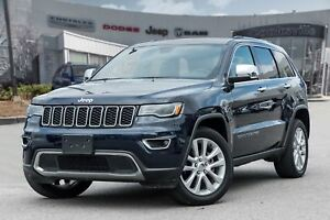 2017 Jeep Grand Cherokee Limited, BACK UP CAM, NAVIGATION, PANO