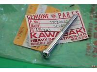 New nos kawasaki bolt air cleaner 92003-073 rare new old stock