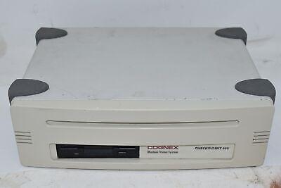 Cognex Checkpoint 400 Vb3-4438-143 Machine Vision System