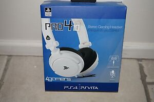 ps4 ps vita gaming headset Collingwood Park Ipswich City Preview