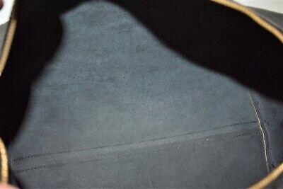 Louis vuitton sac speedy 35 en cuir épi noir