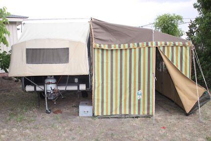 Cub Drifter Camper trailer