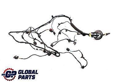 BMW 1 Series F40 Rear Bumper PDC Cables Wiring Loom Set 5A07A51