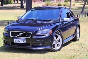 2009 Volvo C30 T5 R-Design Auto  MY10 Carlisle Victoria Park Area Preview