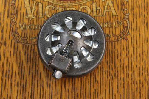 Victor Victrola Orthophonic Bronze/Gun Metal Reproducer Credenza, VV4-7,8-30,etc