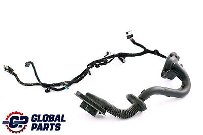 BMW 7 Series E65 E66 Rear Left Door Module Wiring Loom Harness N/S 6913155