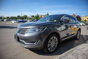 2017 Lincoln MKX Reserve 3.7L V6 TIVCT ENGINE, CLIMATE PACKAG...