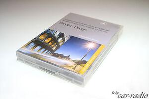 Original Mercedes Navigationssoftware Audio 30 APS Sound 30 APS Europa 10.1 GELB