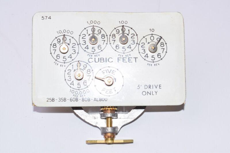 NEW American Gas Meter, Gas Measurement Module, 25B-35B-60B-80B-AL800, 09789G048
