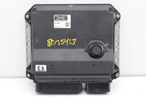 08 09 Lexus ES350 89661-33E70 Computer Brain Engine Control ECU ECM EBX Module