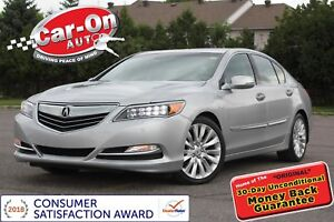 2014 Acura RLX Elite Pkg ONLY 50,000 KM EVERY POSSIBLE OPTION