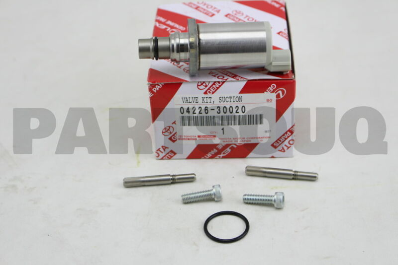 0422630020 Genuine Toyota Valve Kit, Suction Control 04226-30020