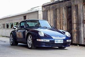 Porsche 911SC Coupe 1983 Capital Hill South Canberra Preview