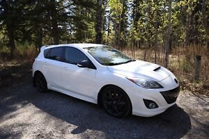 2013 Mazdaspeed3 Hatchback