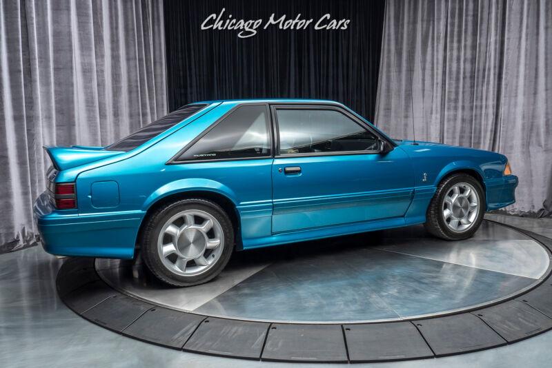 Image 5 Coche Americano usado Ford Mustang 1993