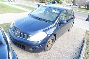 Reliable car, great price! 2007 Nissan Versa