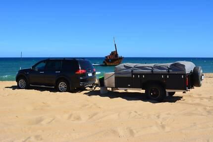Aussie built Lifestyle Camper Trailer Extenda elite